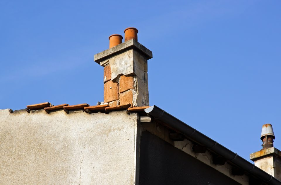 Chimney Flashing Repairs Vs Chimney Replacement